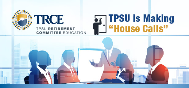 TRCE   Retirement Committees — Lost Without TRCE